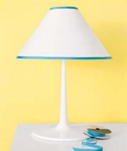 Простой дизайн лампы