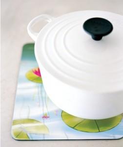 Оригинальная подставка для горячей посуды