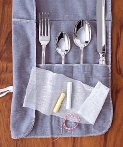 Как сохранить столовое серебро