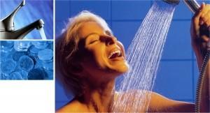 Экономия воды в ванне