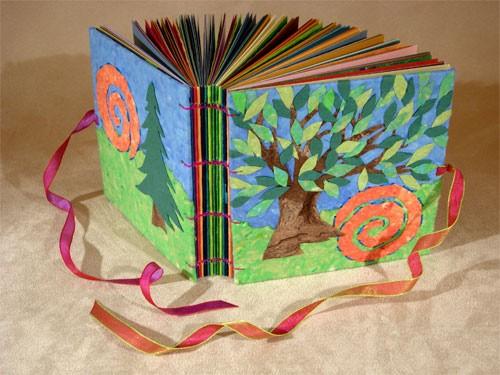 Книжка малышка своими руками про школу