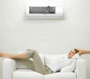 Экономное охлаждение жилья летом