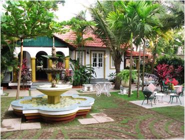 Отель в Гоа