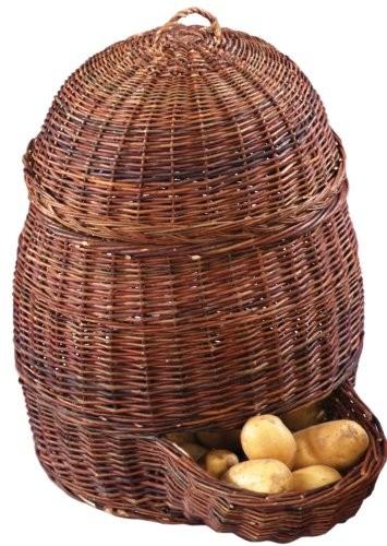Корзины для картошки своими руками