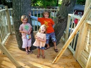 перенос деревянного дома