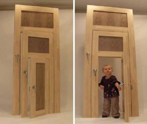 восстановление межкомнатных дверей