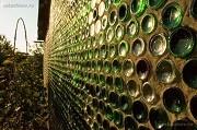дом з бутылок